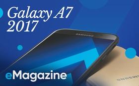 Tất tần tật bí kíp để có được những bức ảnh siêu đẹp với Galaxy A7 2017