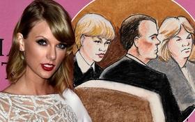 Taylor Swift chỉ yêu cầu bồi thường 22.000 VND trong vụ kiện DJ tấn công tình dục