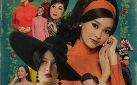 """Chưa công chiếu, """"Cô Ba Sài Gòn"""" đã khiến khán giả tranh cãi vì tấm áp-phích chính thức"""