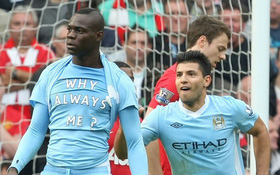 Ngăn kéo tủ của Balotelli có gì sau khi rời Man City?