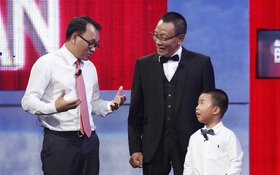MC Lại Văn Sâm xin lỗi cháu gái trên truyền hình
