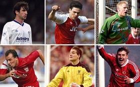 25 năm trước, Premier League chỉ có 13 cầu thủ nước ngoài