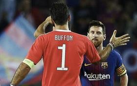 Messi đã cho 136 thủ môn khóc hận trong sự nghiệp vĩ đại của mình