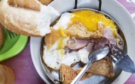 Món bánh mì chảo Sài Gòn được báo chí nước ngoài ca ngợi - Bạn ăn chưa?