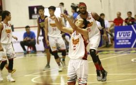 Saigon Heat khuất phục Hochiminh City Wings trong trận derby nóng bỏng