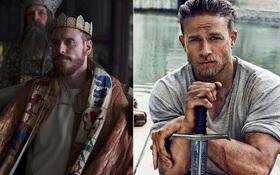 """Charlie Hunnam và Michael Fassbender - Hai """"trai đẹp"""" trên đà nổi danh màn ảnh rộng"""