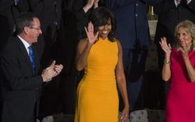 8 năm làm Đệ nhất phu nhân, bà Obama đã tạo ảnh hưởng đến thời trang của nước Mỹ thế nào?