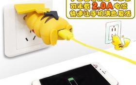 Chiêm ngưỡng dây sạc Pikachu mà ai cũng phải phì cười vì độ bá đạo của nó