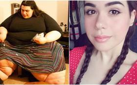 """Mập đến mức không di chuyển được, cô nàng quyết giảm 120kg bất chấp bạn trai chỉ thích con gái """"béo tốt"""""""