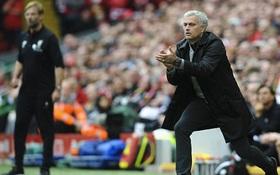 """Mourinho: """"Chính Klopp đã chơi phòng ngự, bóp nghẹt cảm xúc trận đấu"""""""