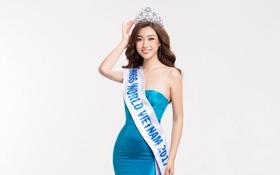 Hành trình đi lên từ cô Hoa hậu mờ nhạt, bị chê tơi tả về nhan sắc tới một Đỗ Mỹ Linh chuẩn bị toả sáng ở Miss World 2017