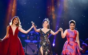 Không cần danh hiệu, Mỹ Tâm vẫn ung dung tỏa sáng cùng 4 Diva trên sân khấu chung