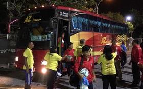 Tài xế Malaysia chở đội tuyển nữ Myanmar bị bắt vì ăn trộm đồng hồ