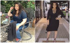 """Quá sốc vì bị chồng và nhân tình gọi là """"con lợn béo ú"""", bà mẹ trẻ giảm cân ngoạn mục"""