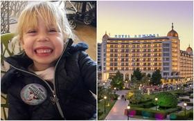 Bé gái 4 tuổi phải cắt ruột, tính mạng nguy kịch sau khi bị hút chặt vào bồn tắm khách sạn