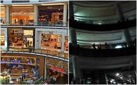 """Tin được không, trung tâm mua sắm hạng sang ở """"xứ sở vàng"""" Dubai mà cũng có ngày mất điện"""
