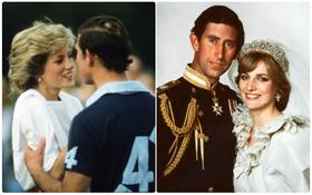 Phía sau đám cưới cổ tích là chuyện tình bi thương và cuộc đời đẫm nước mắt của Công nương Diana