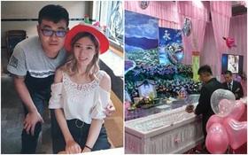 Hôn thê đang mang thai qua đời vì tai nạn giao thông, người đàn ông chung tình biến lễ viếng thành buổi lễ đính hôn