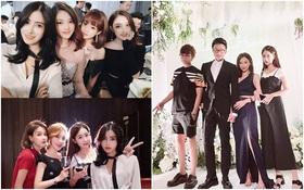 """Bạn gái cũ xinh đẹp của đại thiếu gia Vương Tư Thông gây chú ý vì tiệc đính hôn xa hoa với """"phú nhị đại"""""""