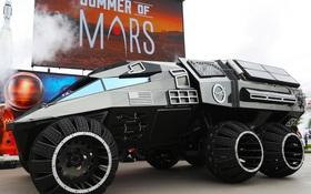 """Quên Curiosity thô kệch đi! Cỗ xe """"xịn đét"""" này sẽ là robot tự hành tương lai trên sao Hỏa"""