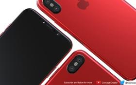 Cận cảnh iPhone 8 bản ĐỎ RỰC đẹp không thể chối cãi