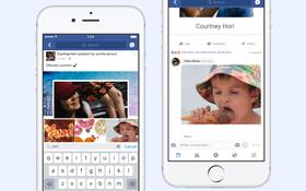 Sau tất cả, Facebook đã cho phép người dùng bình luận bằng ảnh gif không thể dễ hơn