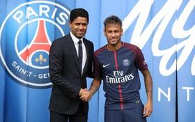 Neymar yêu cầu loại Barca khỏi Champions League