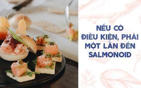Salmonoid - Nơi cá hồi không đơn giản chỉ là những miếng sashimi