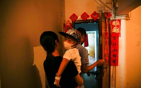 Nhật ký phiêu bạt ở Bắc Kinh của trẻ em mắc bệnh ung thư phải ở trong những căn nhà chật chội, kiếm tìm hy vọng sống