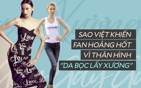 """Chẳng phải mỗi mình Cao Ngân, còn nhiều sao Việt khiến fan lo lắng vì thân hình """"da bọc lấy xương"""""""