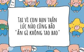 Muốn giảm cân? Còn lâu nhé nếu bạn đang sống ở Sài Gòn!