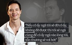 """Kim Lý hậu công khai tình cảm với Hà Hồ: """"Cô ấy ngã, tôi sẽ ngã cùng để đỡ bớt tổn thương cho người mình yêu"""""""