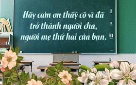 Có thể bạn đã quên cảm ơn thầy cô mình vì rất nhiều điều