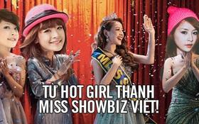 """Một cú đá ngang ngoạn mục, Chi Pu từ hot girl an toàn nhàn nhạt bỗng trở thành """"Miss thị phi"""" của Showbiz Việt!"""