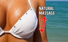 4 lý do cho thấy những người ít mặc áo ngực sẽ có vòng 1 khoẻ và đẹp hơn