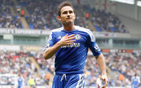 Frank Lampard, vị Vua trong sắc áo thường dân