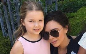 Harper Beckham khoe giọng hát có tiềm năng nối nghiệp mẹ Vic trở thành ca sĩ nổi tiếng