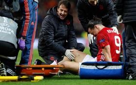 Ibrahimovic sẽ sang Mỹ phẫu thuật để cứu vãn sự nghiệp