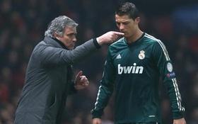 Mourinho từng nói Ronaldo là đồ vô học
