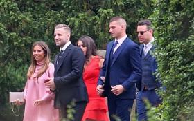 Đám cưới Phil Jones vắng nhiều sao Man Utd
