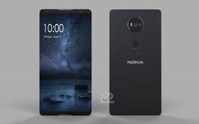 Cận cảnh ý tưởng smartphone Nokia đẹp đến nao lòng