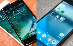 """6 tính năng đỉnh nhất trên iOS và Android mà chưa bên nào """"nhái"""" được của nhau"""