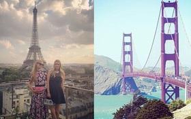 Muốn hot nhất mạng xã hội, nhất định phải tới chụp hình tại 7 kỳ quan Instagram thế giới này!