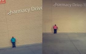 Đứng chờ tấm biển rơi xuống đầu 2 NGÀY liền để kiện Walmart, chàng trai chẳng ngờ kết cục như vậy