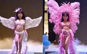 Trung Quốc: Bắt trẻ em trình diễn Victoria's Secret, trung tâm thương mại bị chỉ trích dữ dội