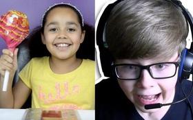 """Những """"thần đồng"""" Youtube nhí: Chỉ mới vài tuổi thôi mà đã đút túi hàng triệu USD từ Youtube"""