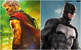 """""""Justice League"""" đối đầu """"Thor: Ragnarok"""": Chưa biết mèo nào cắn mỉu nào!"""