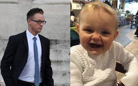 """Gã đồng tính điển trai hạ sát con gái nuôi 18 tháng tuổi tàn nhẫn và gọi cô bé """"Quỷ dữ trong lốt người"""""""