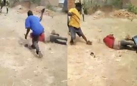 """Cho rằng đó là """"ma cà rồng"""", đám đông giận dữ thiêu sống và ném đá tới chết ít nhất 9 người tại Malawi"""
