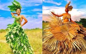 Thiên thần Victoria's Secret phiên bản nông nghiệp Thái Lan khoe dáng nuột nà trong bộ ảnh mới